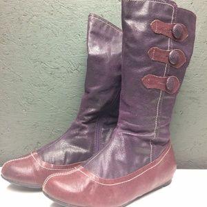 JUMP Bjork Boots